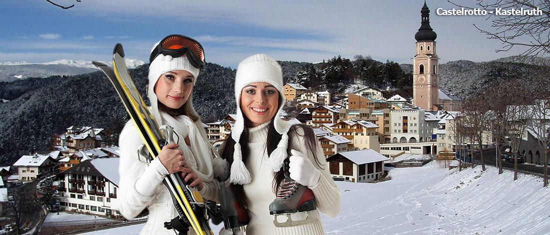 Altopiano dello Sciliar: Castelrotto - Alpe di Siusi - Siusi - Fiè